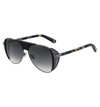 Gafas de sol JIMMY CHOO RAVE Black - Dark Grey Gradient (807-9O)