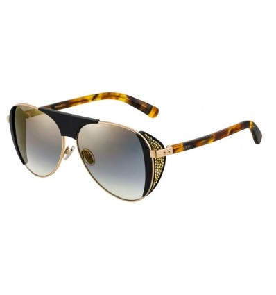 Gafas de sol JIMMY CHOO RAVE Gold - Grey Gold Mirror Gradient (J5G-FQ)