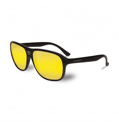 Gafas de sol Vuarnet Legends VL0003 Nightlynx - Negro Mate (0011 - 8184)