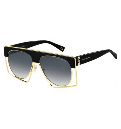 Ulleres de Sol MARC JACOBS 312S Black - Dark Grey Shadded (807-90)