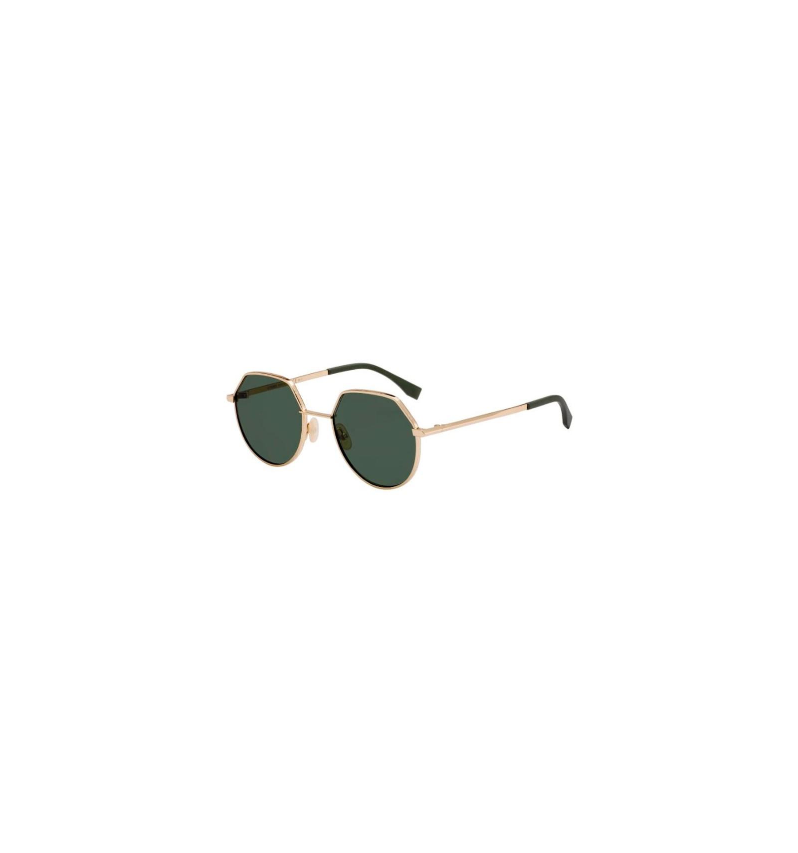 4f338fa955a Gafas de sol Fendi FF M0029S Rose Gold - Green. Comprar Online