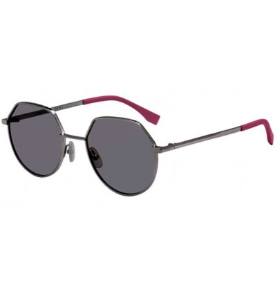 Gafas de sol Fendi FF M0029S Dark Ruthenium Black - Grey (V81-IR )
