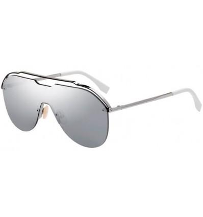 Gafas de sol Fendi FF M0030S Ruthenium - Silver Mirror (6LB-T4)