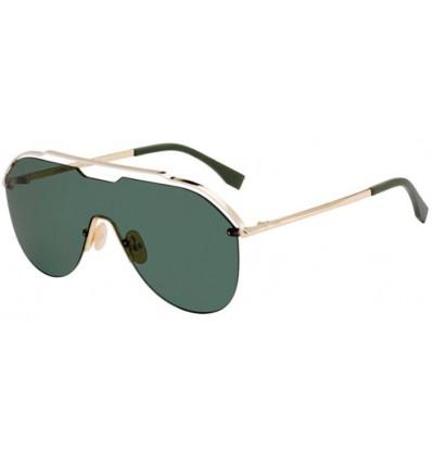 Gafas de sol Fendi FF M0030S Gold - Green (J5G-QT)
