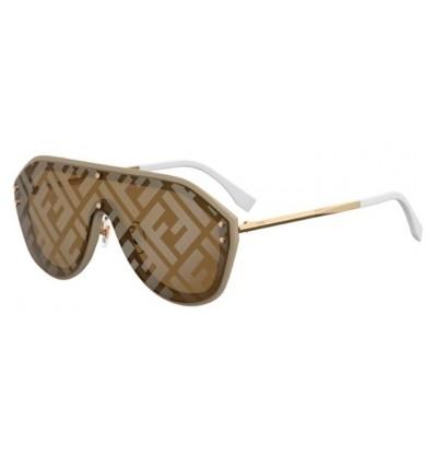 Gafas de sol Fendi FF M0039S Beige - Gold Decored (10A-7Y)