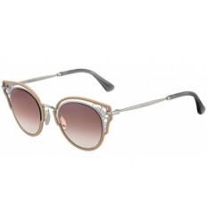 Gafas de sol JIMMY CHOO DHELIA Nude Palladium - Brown