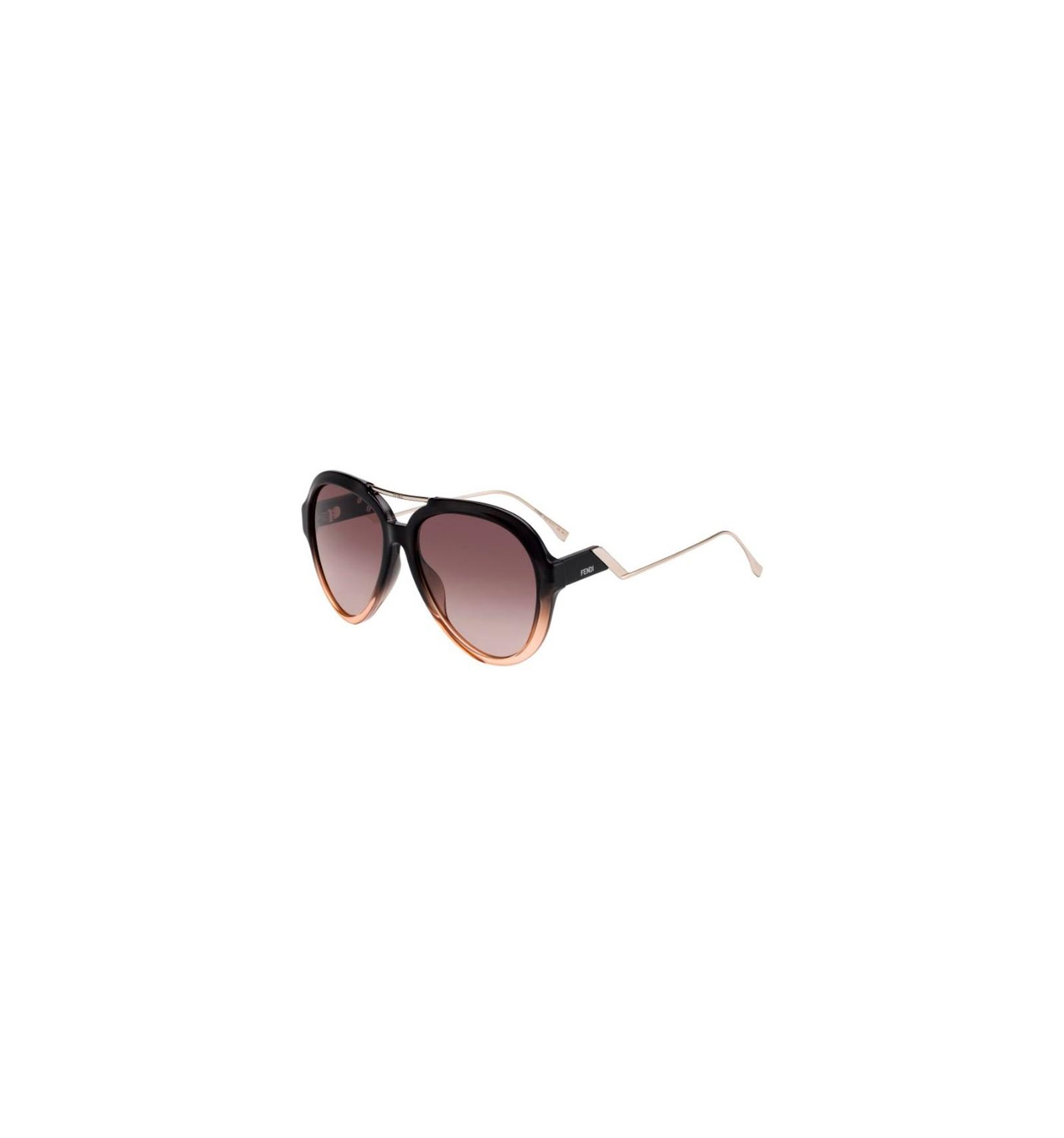 416805331a Gafas de sol Fendi FF M00322G S Grey Pink - Brown Gradient (7HH-HA