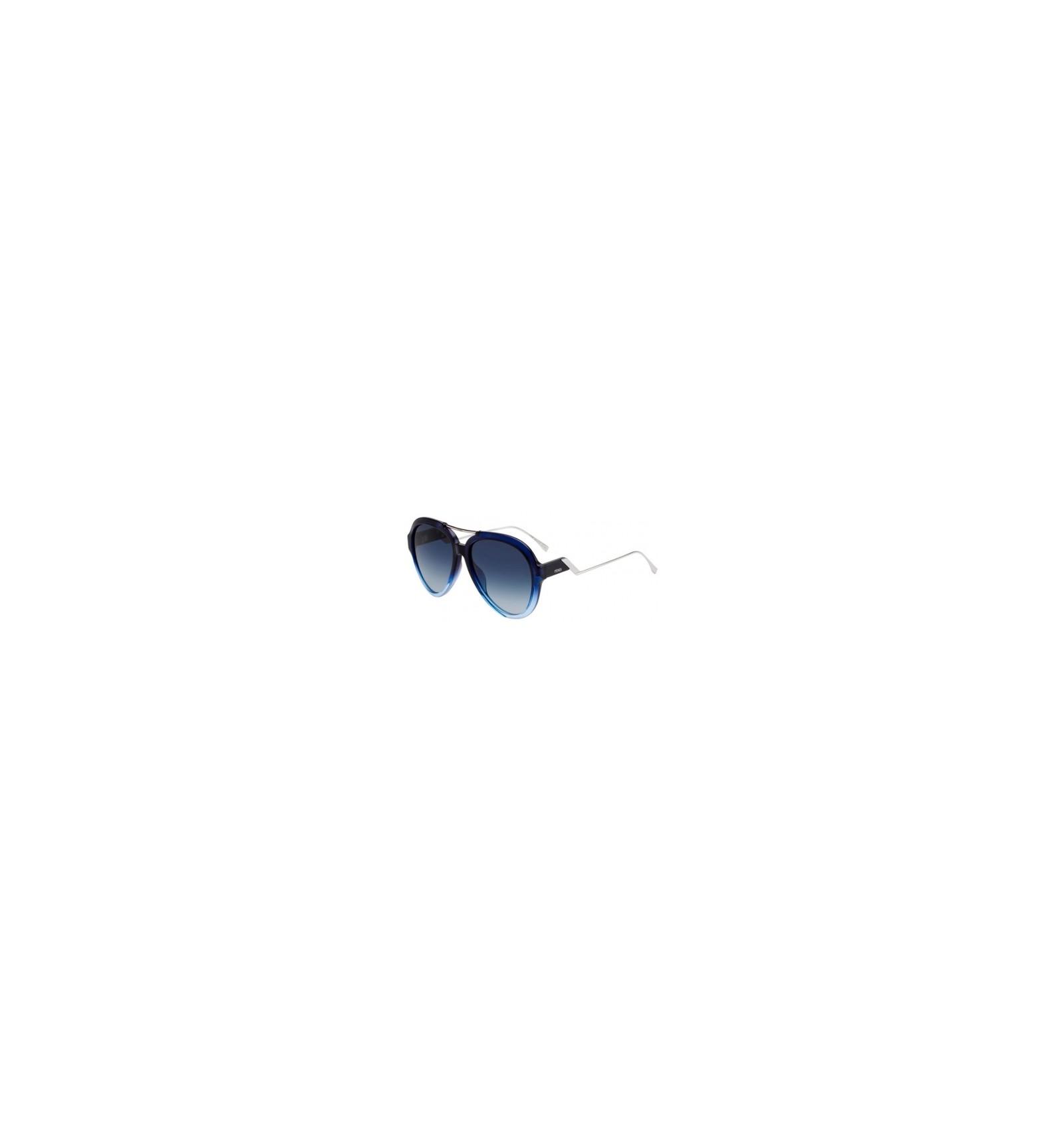 0a13b84899 Gafas de sol Fendi FF M00322G S Blue Azure - Dark Blue Gradient (ZX9-