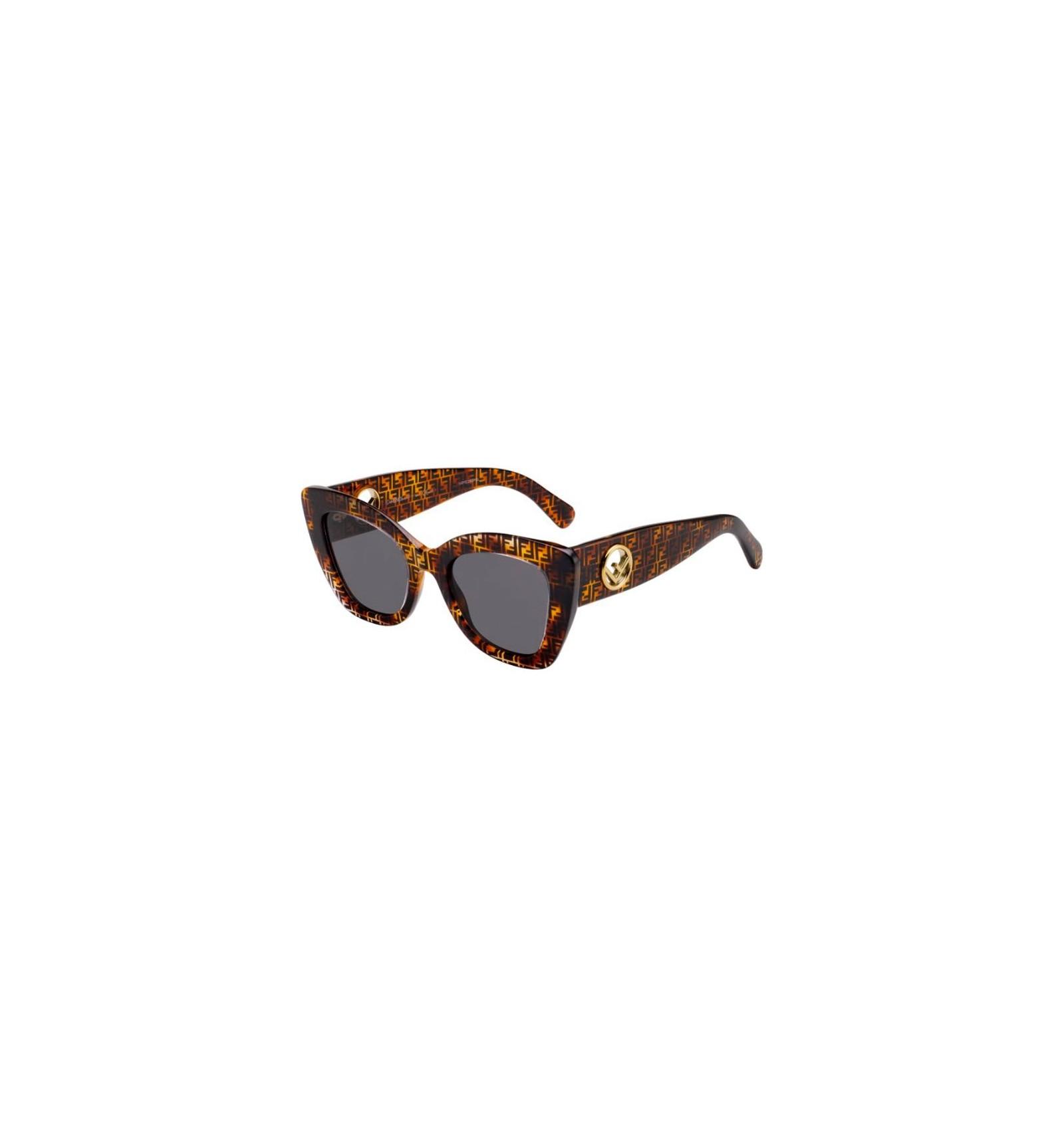 6f4d340979 Gafas de sol Fendi FF 0327S Dark Havana - Grey. Comprar Online