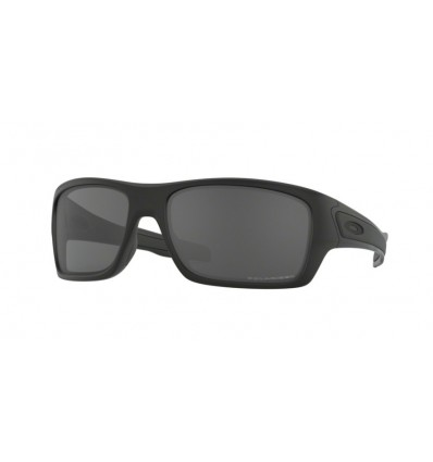 Gafas de sol OAKLEY 9263 TURBINE Matte Black / Grey Polarized (9263-07 )