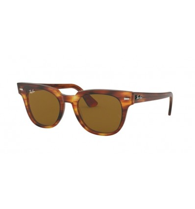 Ulleres de sol RAY BAN Meteor RB2168 Striped Havana - Brown (954-33)