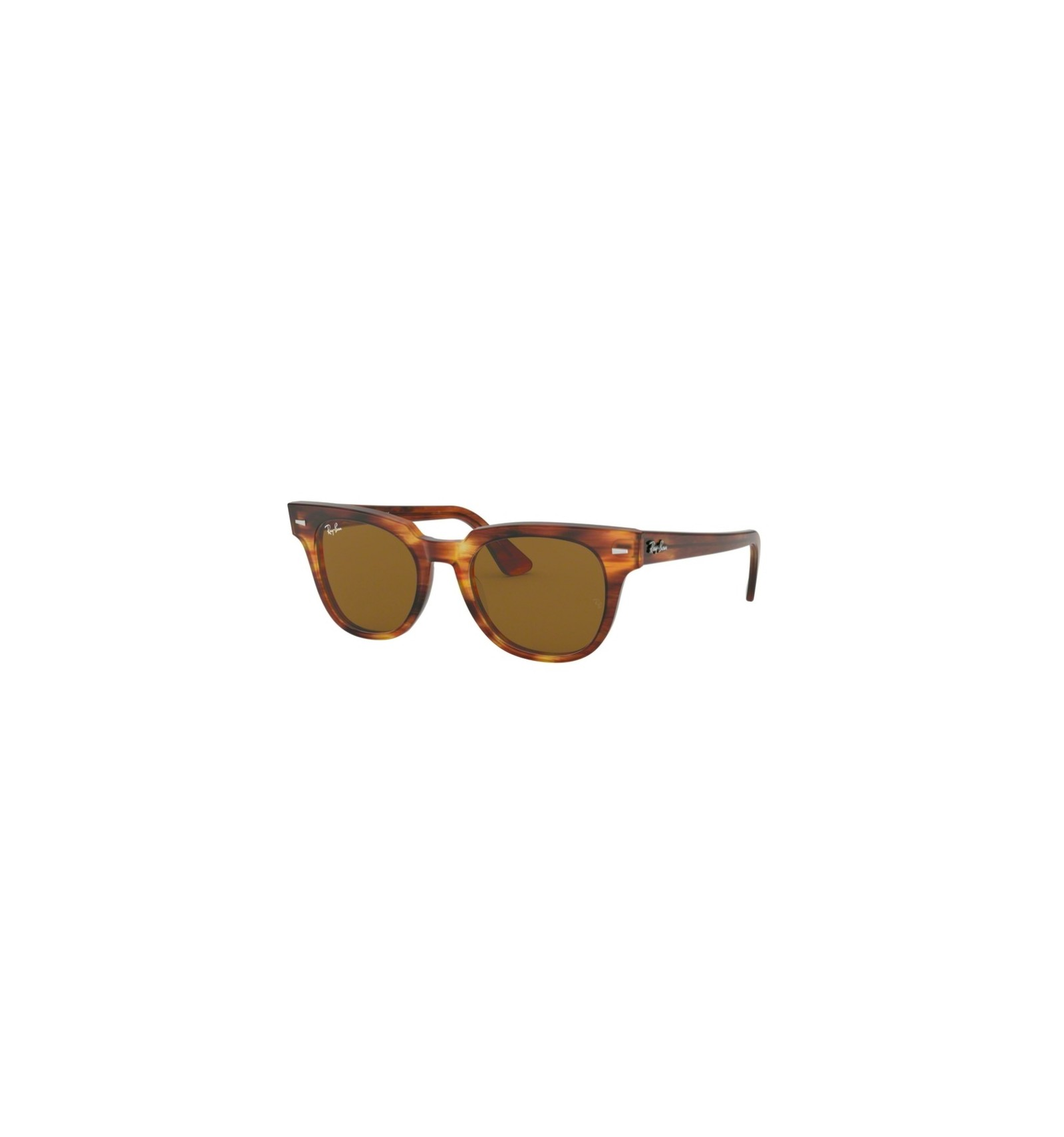 4bdd960fac729 Gafas de sol RAY BAN Meteor RB2168 Striped Havana - Brown (954-33)