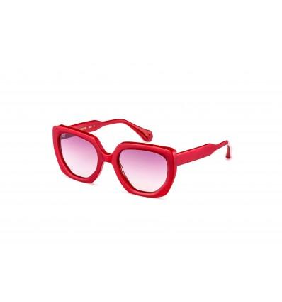 Gafas de sol GiGi Barcelona Amelia Rojo Translucent (6394-6)