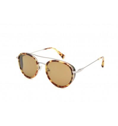 Gafas de sol GiGi Barcelona Firenze Plateado - Tortoise (6206-2)