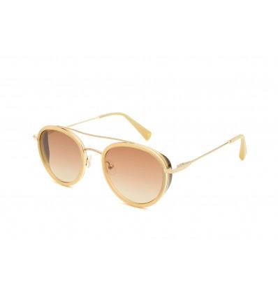 Gafas de sol GiGi Barcelona Firenze Blanco - Dorado (6206-8)