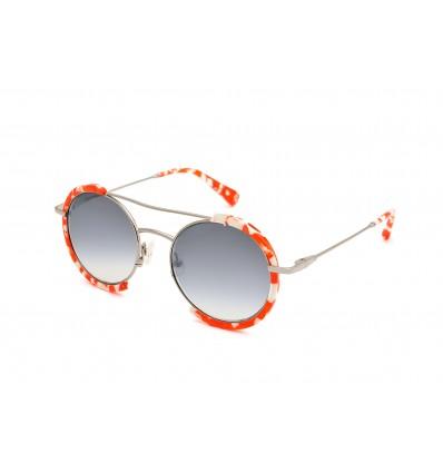 Gafas de sol GiGi Barcelona Honolulu Plateado - Rojo (6211-6)