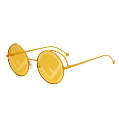 Ulleres de sol Fendi FF0343S Ochre - Orange Decorated (FMP-0M)