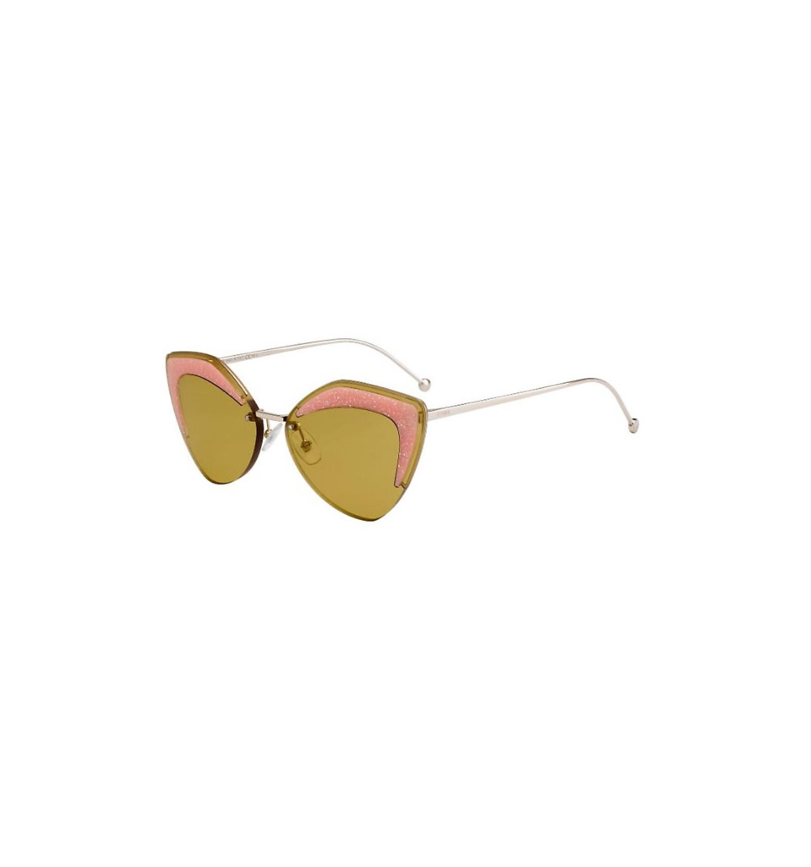 6fc5dac8a4 Nuevo 2019 Gafas de sol Fendi FF0355S Ocrhe - Brown (FMP-70)