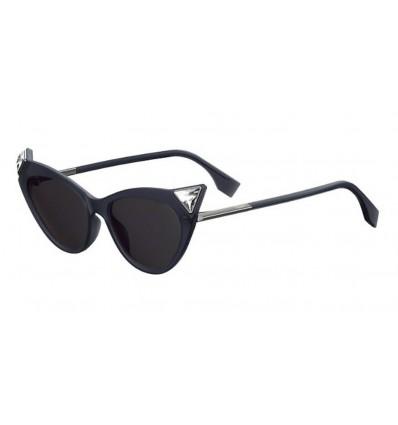 Gafas de sol Fendi FF0356S Black - Grey (807-IR)