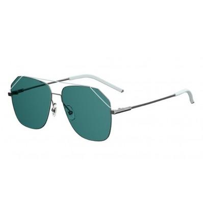 Gafas de sol Fendi FFM0043S Ruthenium - Blue Avio (6LB-KU)