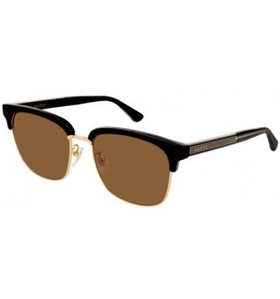 Gafas de Sol GUCCI GG0382S Black - Brown (002)