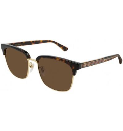 Gafas de Sol GUCCI GG0382S Dark Havana - Brown (003)