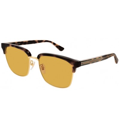 Ulleres de Sol GUCCI GG0382S Havana - Light Brown (004)