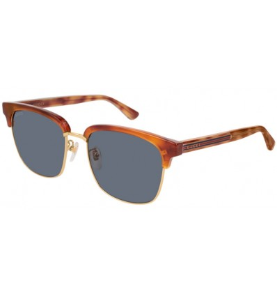 Ulleres de Sol GUCCI GG0382S Light Havana - Blue (005)
