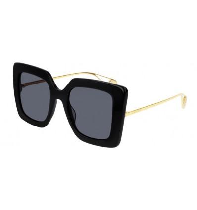 Gafas de Sol GUCCI GG0435S Black - Grey (001)