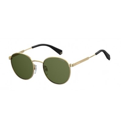 Gafas de Sol Polaroid 2053 Gold Green - Green Polarized (PEF-UC)