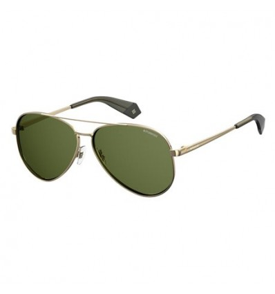 Gafas de Sol Polaroid 6069 Gold - Green Polarized (J5G-UC)
