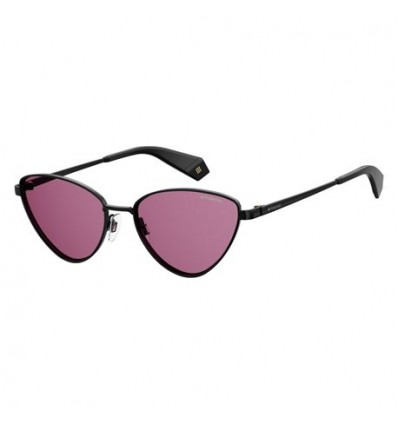 Gafas de Sol Polaroid 6071 Black - Violet Pink Polarized (807-M9)