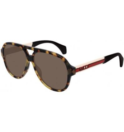 Gafas de Sol GUCCI GG0463S Havana Ivory - Brown (005)