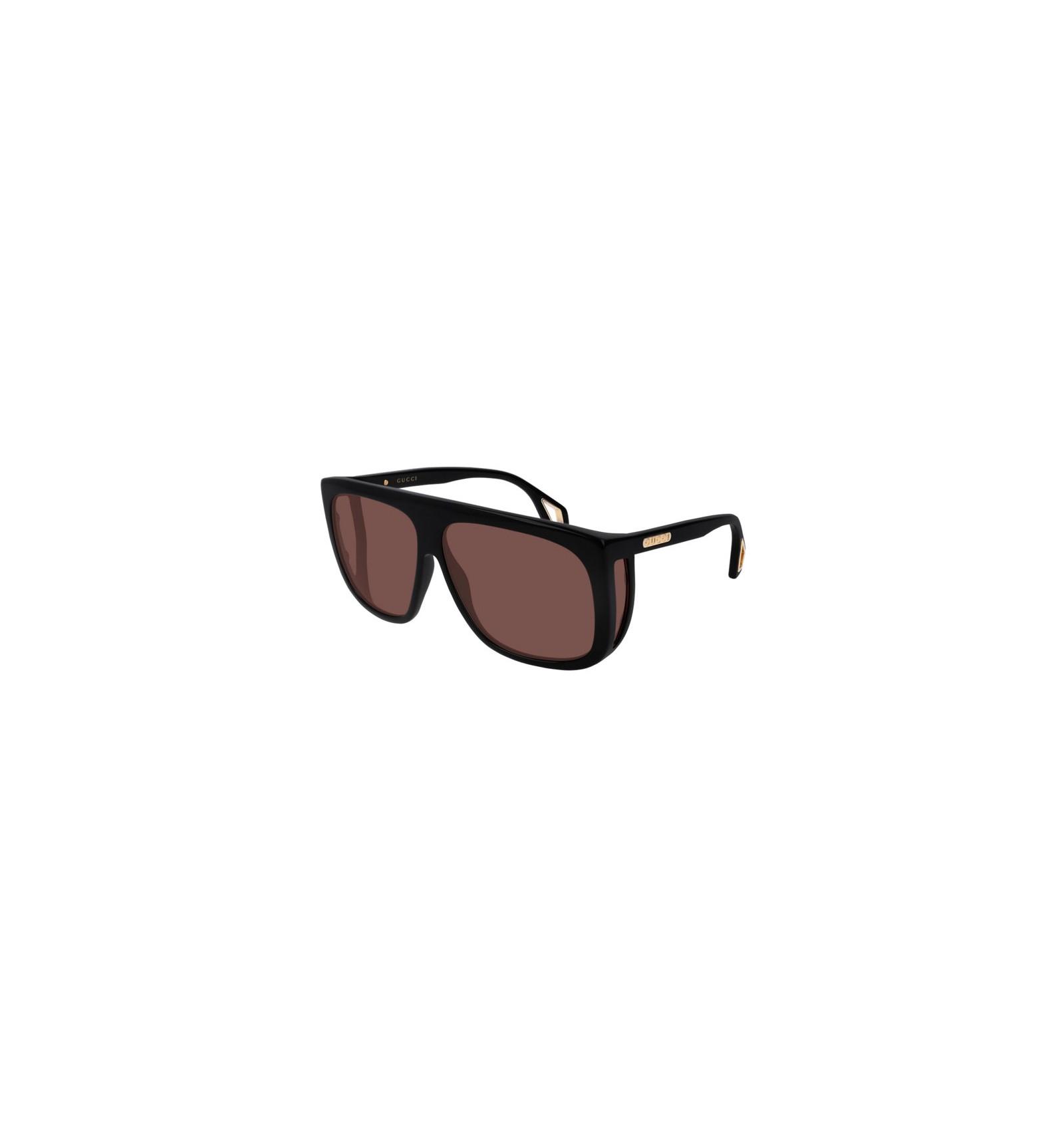 3f4e254c1 Nuevo 2019 Nuevo Gafas de Sol GUCCI GG0467S Black - Red (002)