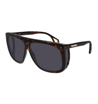 Gafas de Sol GUCCI GG0467S Havana - Grey (003)