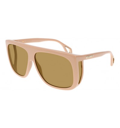 Ulleres de Sol GUCCI GG0467S Light Pink - Brown (005)