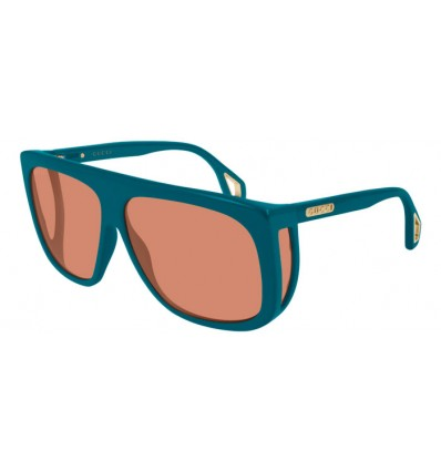 Gafas de Sol GUCCI GG0467S Blue - Brown (006)