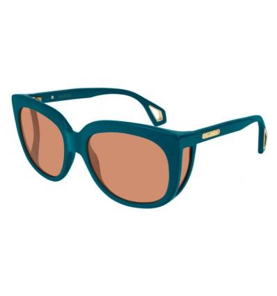 Gafas de Sol GUCCI GG0468S Blue - Light Brown (005)