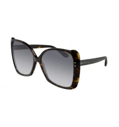 Gafas de Sol GUCCI GG0471S Havana - Grey Gradient (002)