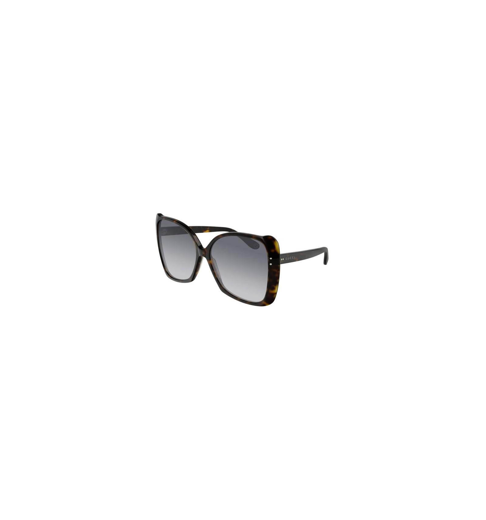 162ed6891f Nuevo 2019 Nuevo Gafas de Sol GUCCI GG0471S Havana - Grey Gradient (002)