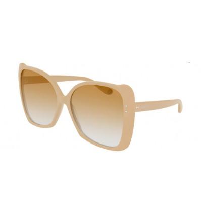 Gafas de Sol GUCCI GG0471S Beige - Light Brown Gradient (004)