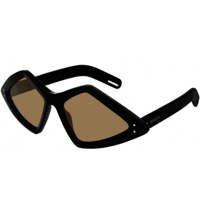 Ulleres de Sol GUCCI GG0496S Black - Brown (001)