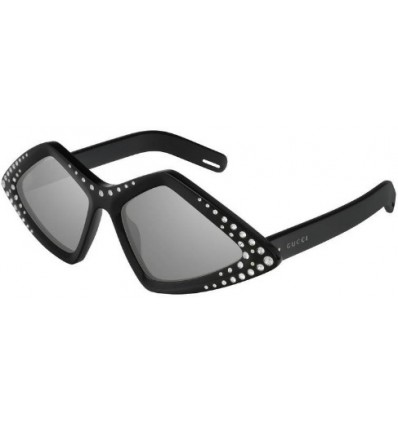 Ulleres de Sol GUCCI GG0496S Diamonds Black - Grey (004)