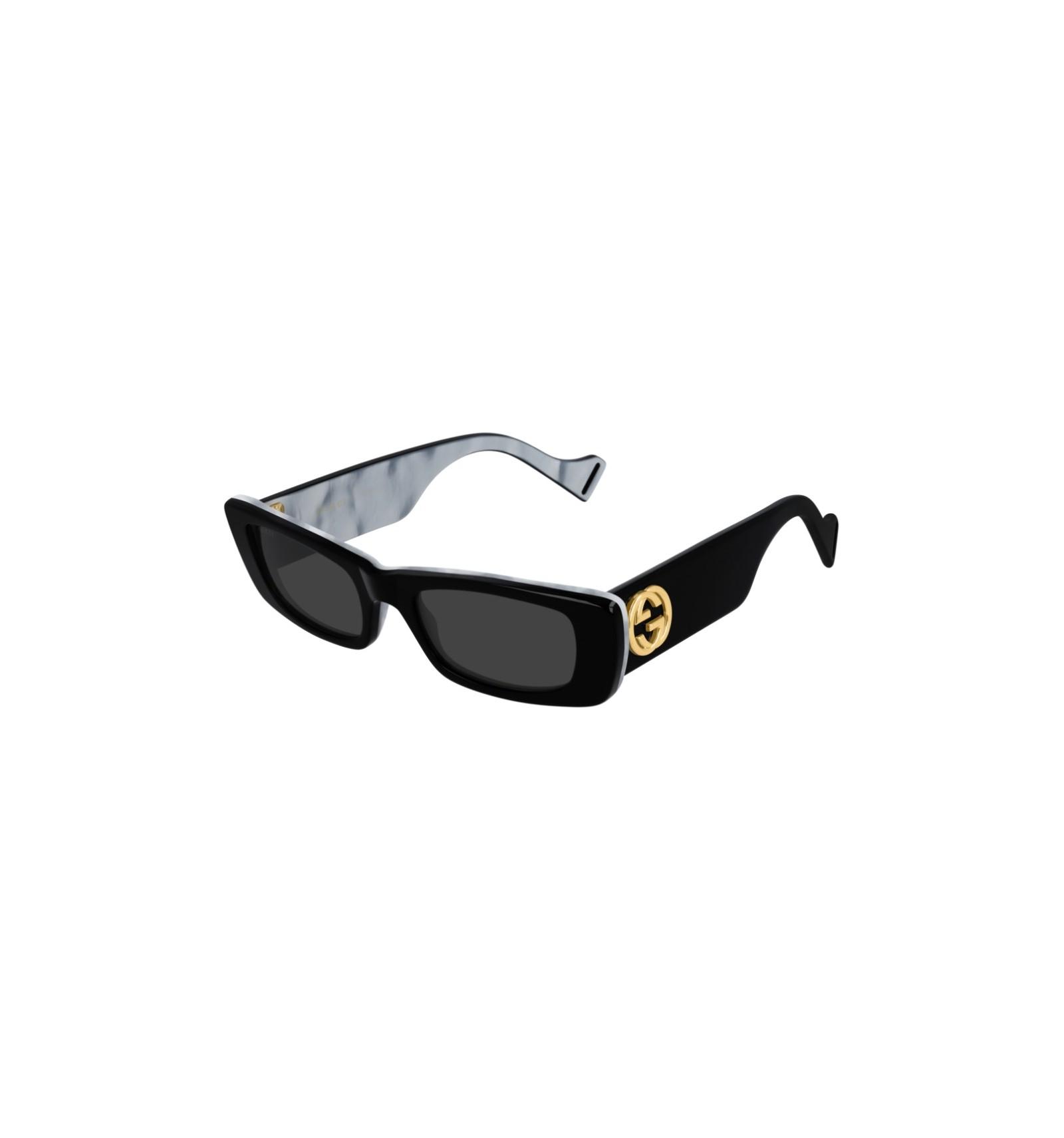 a7c0a45b7 Nuevo 2019 Nuevo Gafas de Sol GUCCI GG0516S Black - Grey (001)