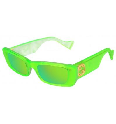 Gafas de Sol GUCCI GG0516S Green - Double Green Mirror (006)