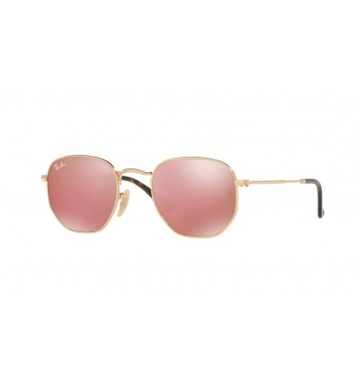 Gafas de sol Ray Ban Hexagonal Evolve RB3548N 001-Z2 Gold - Copper Flash