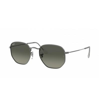 Gafas de sol Ray Ban Hexagonal Evolve RB3548N 001-71 Gunmetal - Grey Gradient Dark Grey