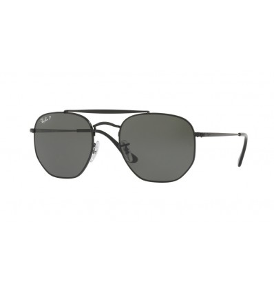 Ulleres de sol Ray Ban Marshal 002-58 Black - Green Polar