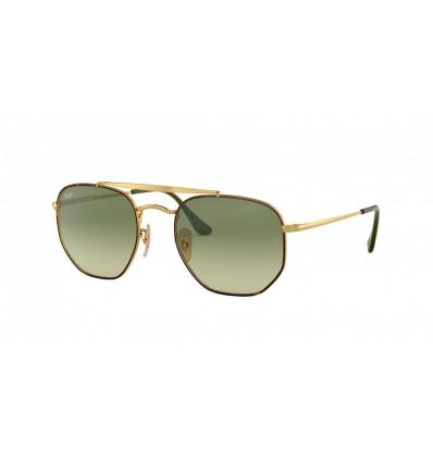 Ulleres de sol Ray Ban Marshal RB3648 91034M Havana - Green Gradient Green