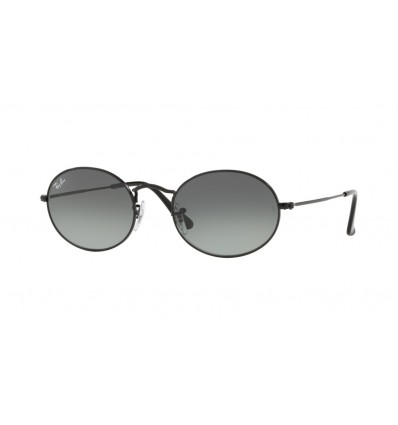 Ulleres de sol Ray Ban Oval RB3547N Black - Grey Green (002-71)
